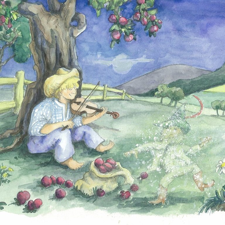 Hondidldo and the apple thief 1