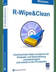 R-Wipe & Clean 20.0 Build 2294 + Crack !