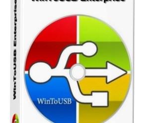 WinToUSB Enterprise 5.5 Full Version+ Crack !