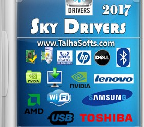 Sky Drivers 2017 (100000 ) For Xp/7/8/ Free [New Update!]