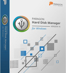 Paragon Hard Disk Manager Advanced 17+ WinPE Edition !