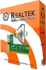 Realtek High Definition Audio Driver 6.02019
