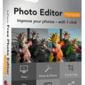 InPixio Photo Editor Premium 1.7.6521+ Crack! [Latest]