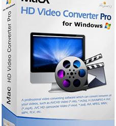 MacX HD Video Converter Pro 5.12.0.250 v2018 + Crack ! [Latest]