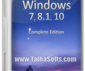 Windows 7-8.1-10 with Update (x86-x64) AIO [238in1] [Eng/Ru]!