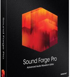 MAGIX Sound Forge Pro 13.0.0.96 + Crack !