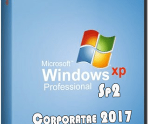 Windows Xp Professional Sp2 VL Corporate [x64] June 2017 !