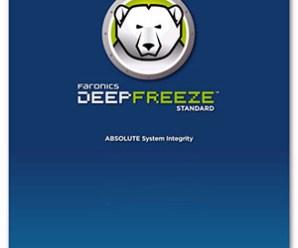 Deep Freeze Standard 8.6 + Crack [Latest!]