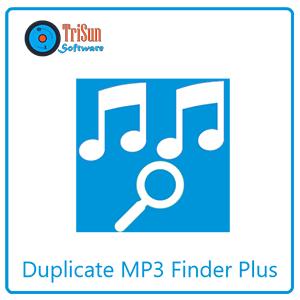 TriSun Duplicate MP3 Finder Plus 8
