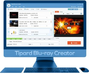 Tipard Blu-ray Creator 1.0.10 + Crack !
