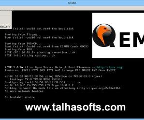 QEMU 4.2.0 (Bootable Testing Tool) Free Download !