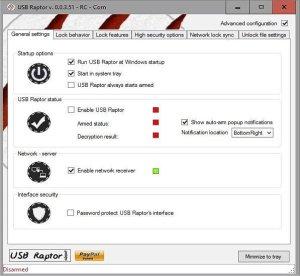 USB Raptor free download