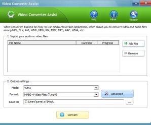 Video Converter Assist 3.0 + Crack [Latest!]