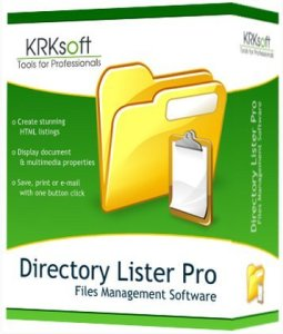 Directory Lister Pro 2.41 Enterprise