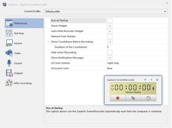 Gadwin PrintScreen Professional 6.5.0