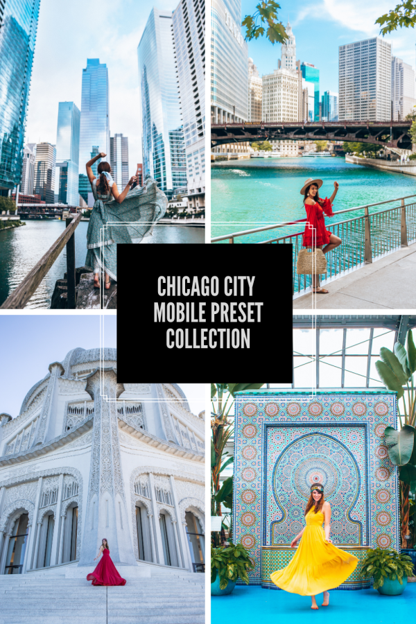 Chicago City Mobile Preset Collection