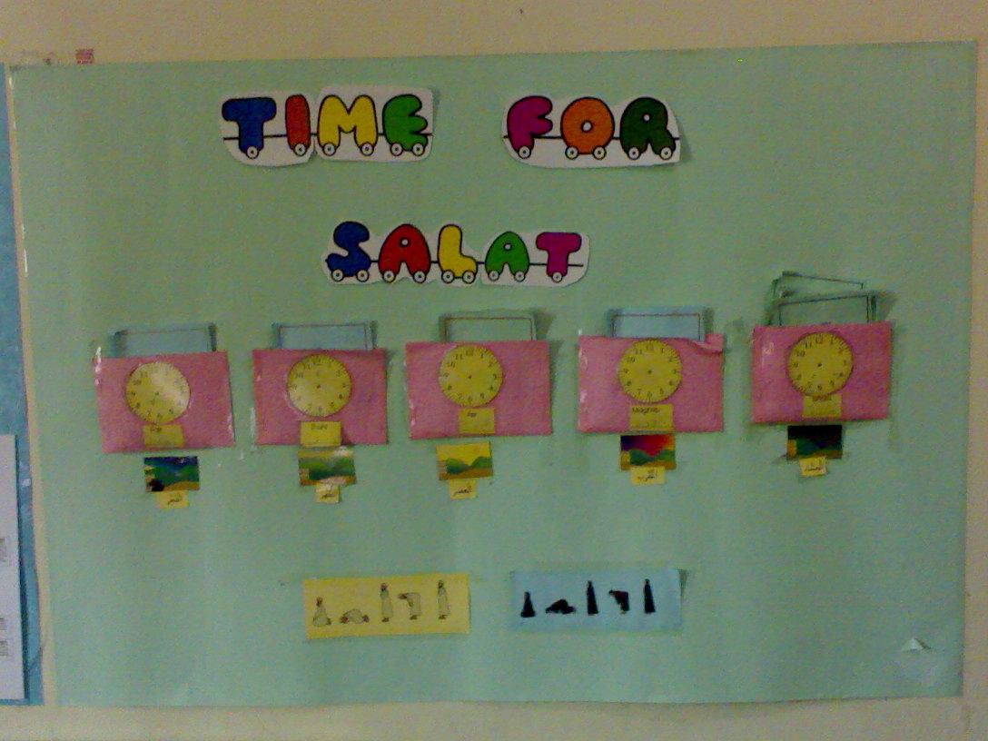 Islamic Bulletin Board Ideas