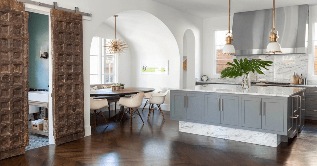 get your kitchen island lighting right