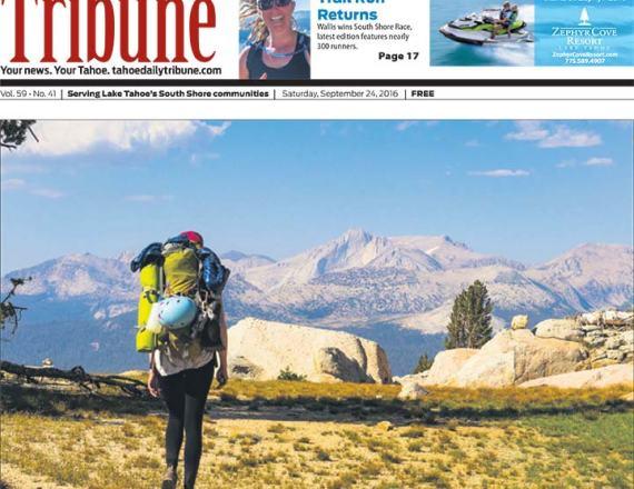 Tahoe Daily Tribune Talie Jane Interiors