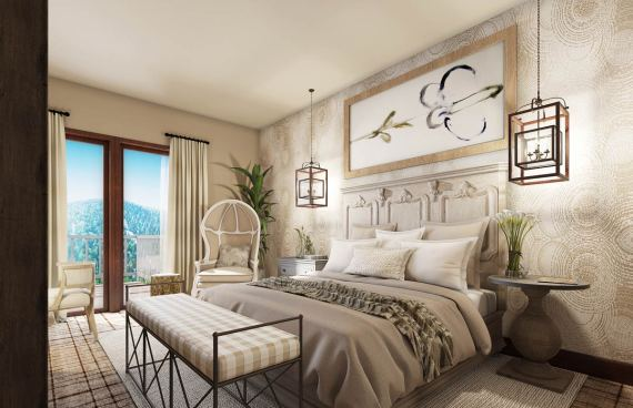 Zalanta Master Bedroom - Talie Jane Interiors
