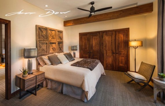 Zalanta Bedroom by Talie Jane Interiors