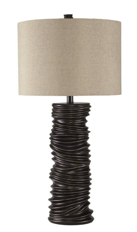 """Huron Table Lamp and Shade - 32""""H x 16""""W x 16""""D $104.99 (plus shipping and tax)"""