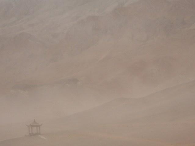 A Taklamakan Desert Storm