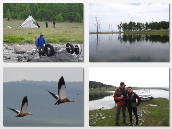 husgol lake 6 mongolia