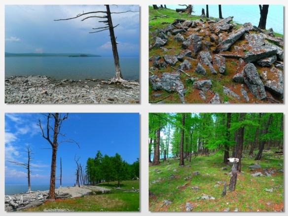 husgol lake mongolia 9