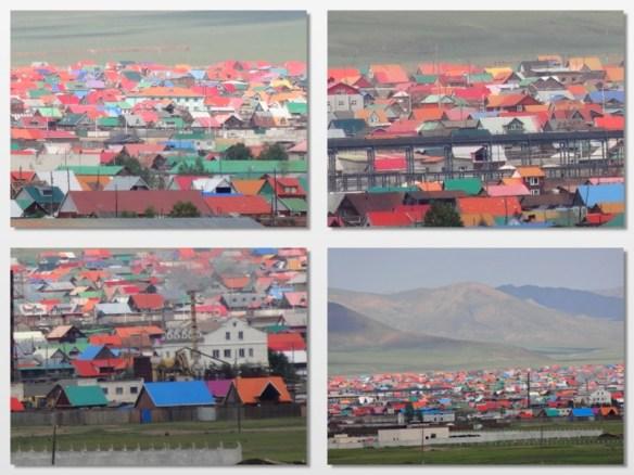 morun city mongolia
