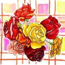 Roses design