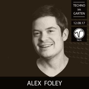 Profilbild - Alex Foley