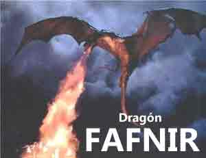 fafnir dragon legend