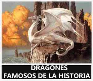 famous dragons in the history
