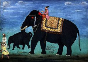 domestican elephan