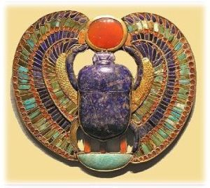 egiptian beatle