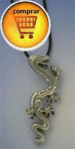 chinese dragon pendant lung