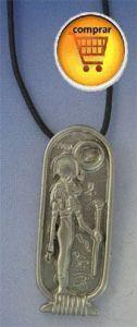 Sejmet lion silver pendant