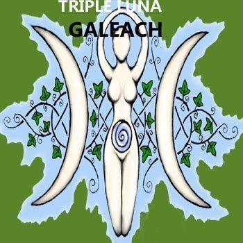tripleluna celta Galeach