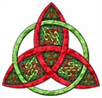 la triqueta mágica celta