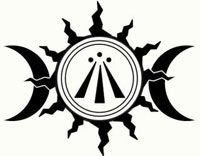 Awen significado símbolo celta druida