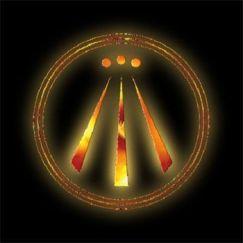 Awen, símbolo mágico celta