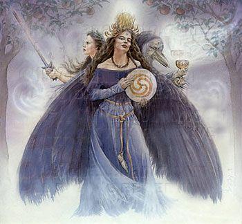tres diosas briggit