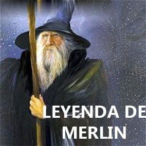 leyenda de Merlín