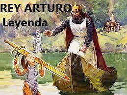 Rey Arturo leyenda