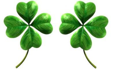 Talismanes Amuletos Y Símbolos Trébol Significado Del Símbolo Celta