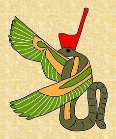 diosa egipcia Wadjet cobra alada