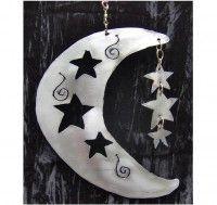 luna y estrella yule vikingo