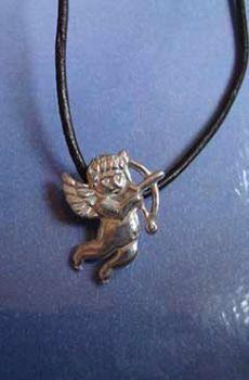 colgante angel Cupido del amor