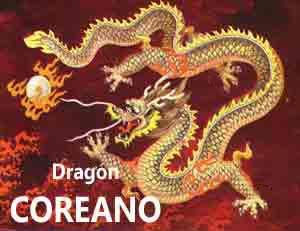 dragón coreano yong
